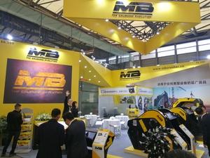 MB-2018BAUMA上海宝马展