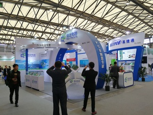 强达电路-慕尼黑上海电子展